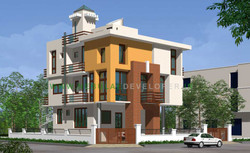 Modern Residence in Chennai