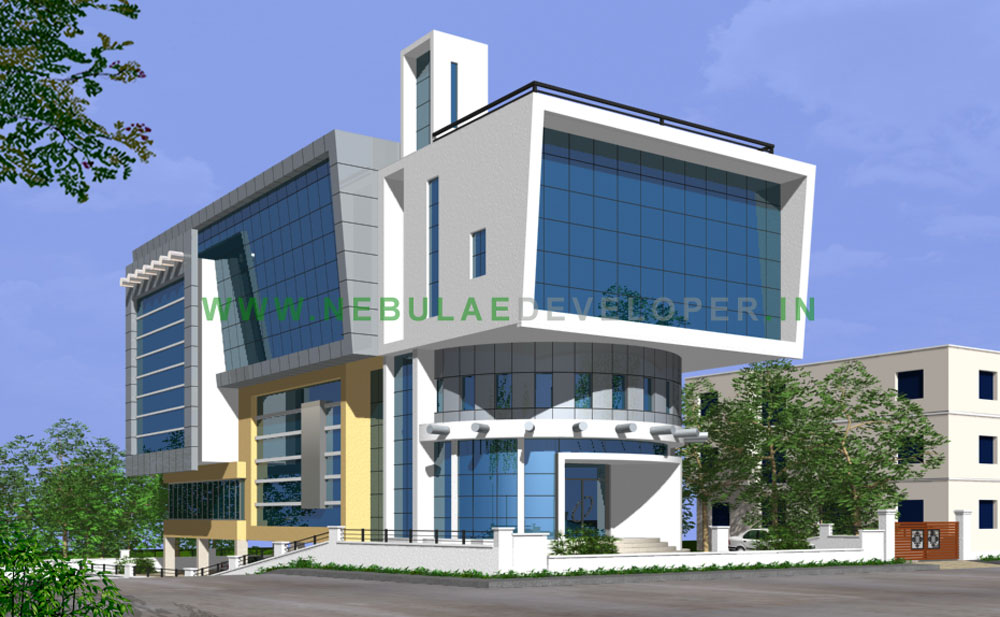 Contemporary office Architect design