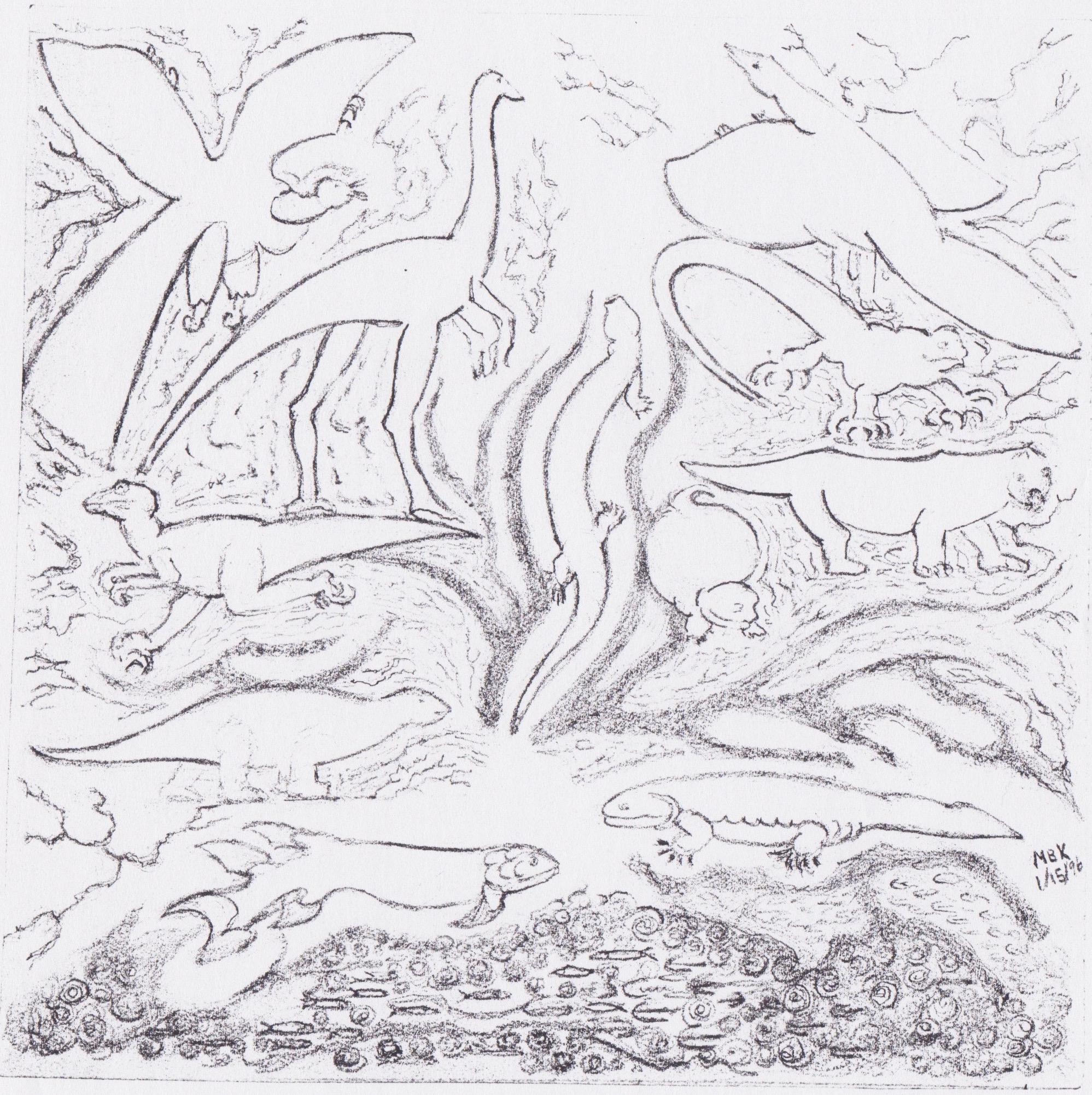 Origins Sketch I
