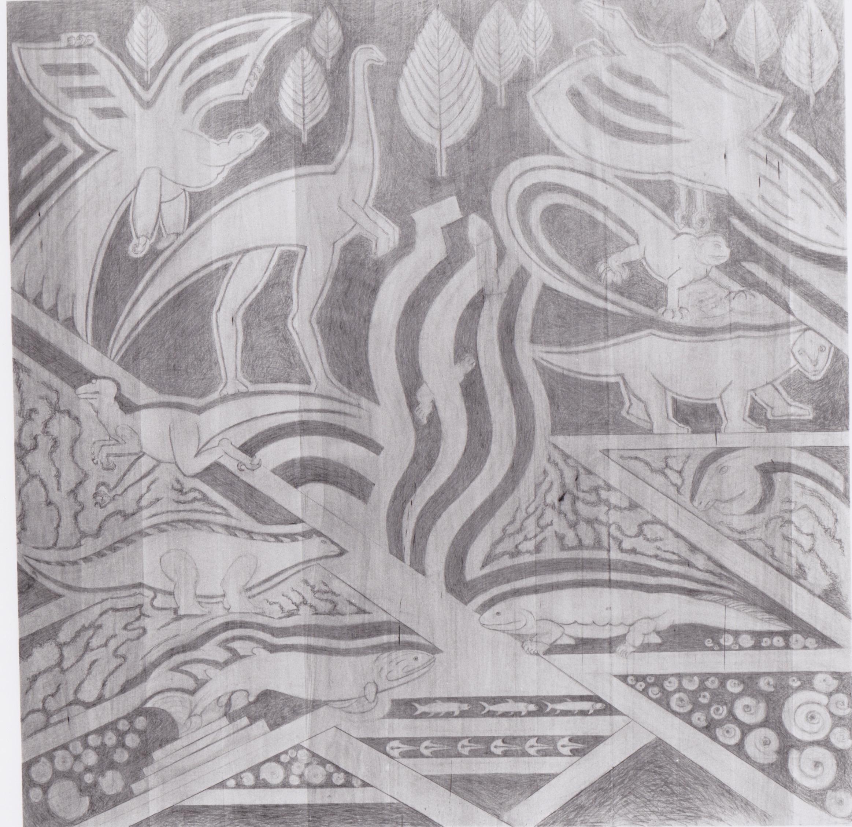 Origins - Sketch II