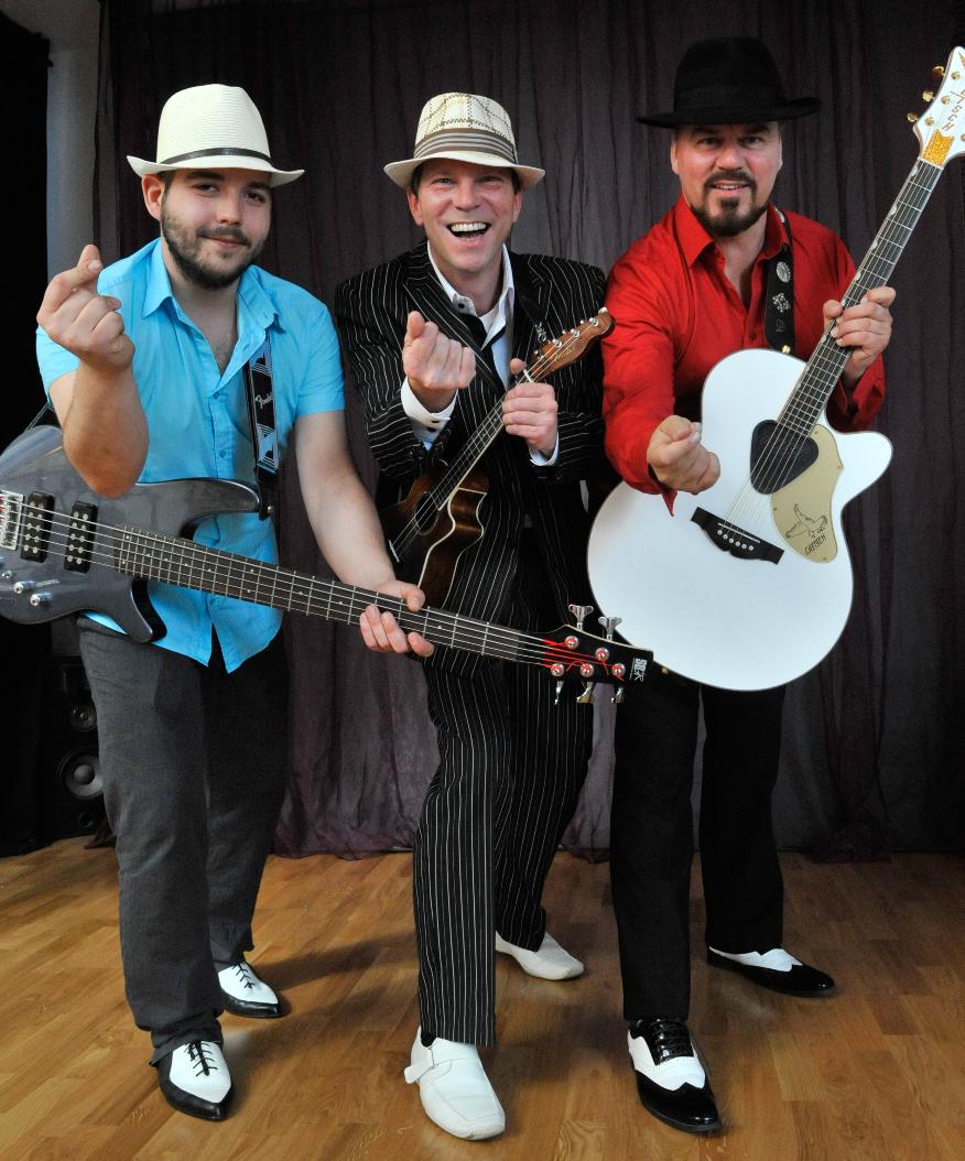 Olli, Gerd & Tom
