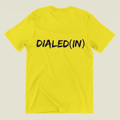 Unisex Dialed(in) Classic Tee