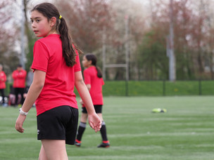 Skill Acquisition in the Girls Game