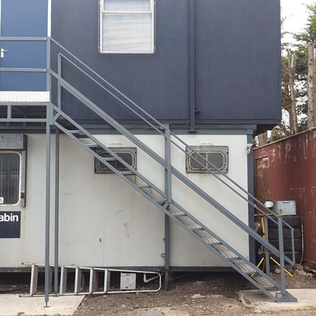 Staircase - Portacabin