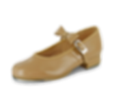 Bloch Tan Mary Jane Tap Shoe.png