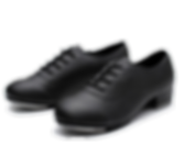 Black Lace Up Tap Shoes.png