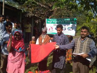 Winter Blankets Distribution 2018-19 (2): Tangail