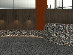Visulisations of the Reception Desk