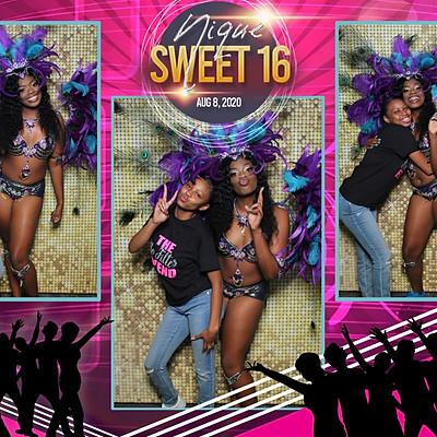 Nique's Sweet 16