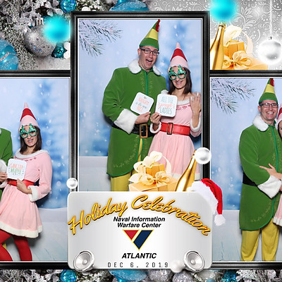 NIWC Atlantic Holiday Party