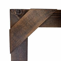Dark Rustic Wood