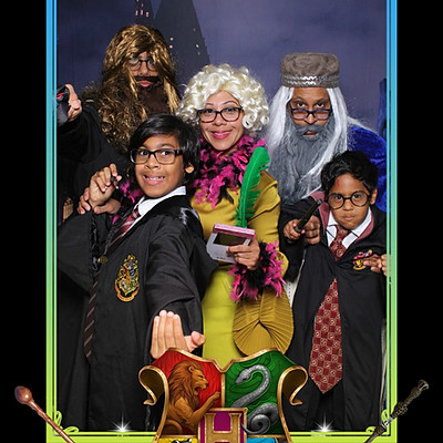 HR Wizard Party - Night 4