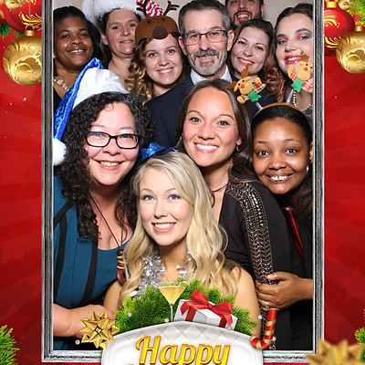 Nicholson Co's Holiday Party
