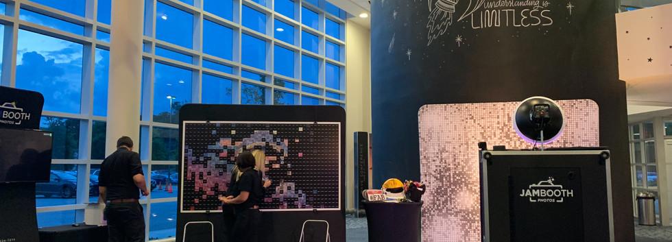 JamBooth Photos, Mosaic, Photo Booth