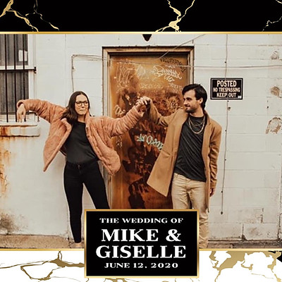 Mike & Giselle's Wedding