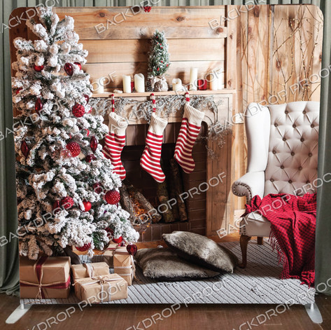 Fireplace Stockings