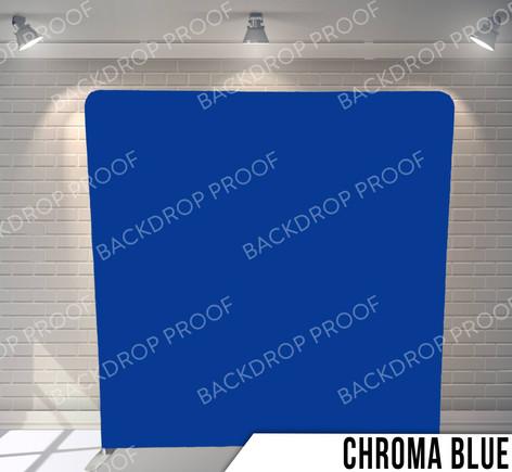Chroma Blue Screen