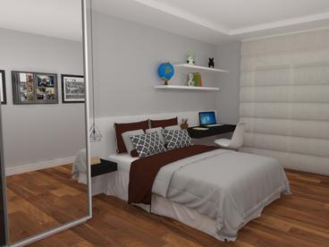 Residência Campo Comprido