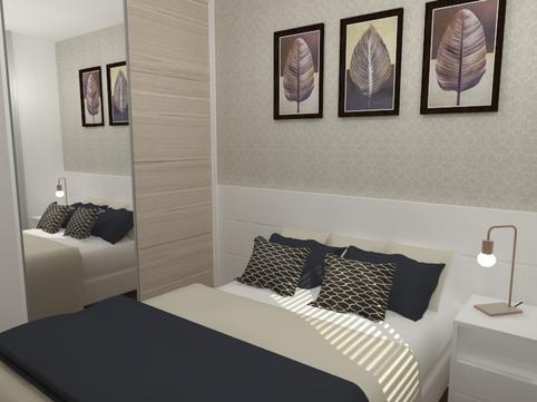 Apartamento Cajuru 607