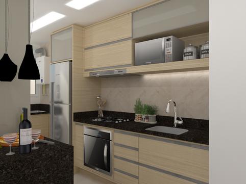 Apartamento Cajuru 407