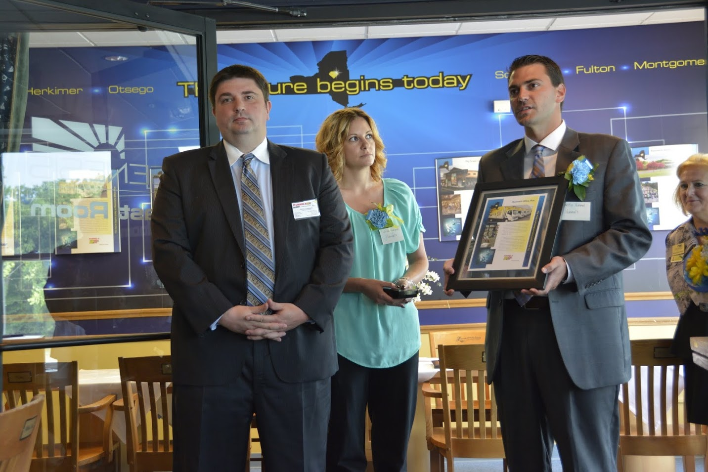 Gems of Distinction Award Recipient