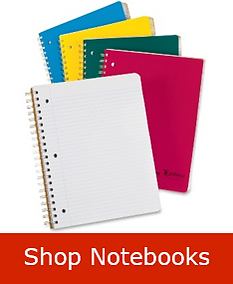 Notebooks Back to School