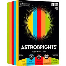 Astro Inkjet, Laser Print Colored Paper
