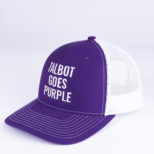 TGP Trucker Hat - White Mesh