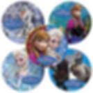 Frozen Movie Stickers