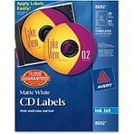 Avery CD and DVD labels AVE8692