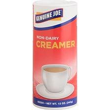 Genuine Joe Nondairy Creamer Canister