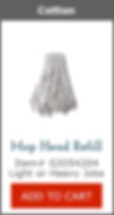 GJO54204 Mop Head Refill