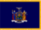 New York Colonial Flag 3x5