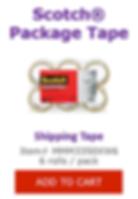 MMM3350XW6 Shipping Tape