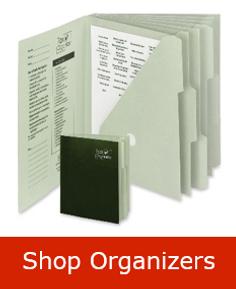 Tax Organizers