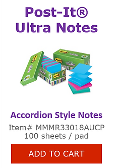 MMMR33018AUCP Pop Up Notes
