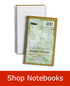 Notebooks for Tax Preparation