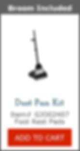 GJO02407 Dust Pan Kit