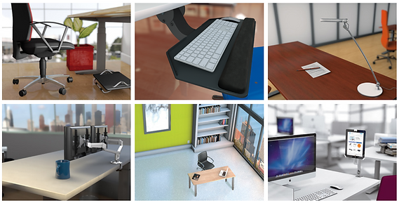 ESI Ergonomic Solution Products