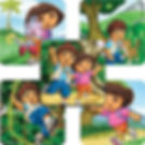 Dora™ & Diego™ Stickers