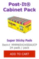 MMM65424SSAUCP Super Sticky Pads
