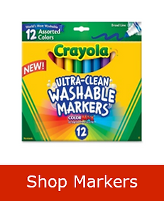 Markers Back to School