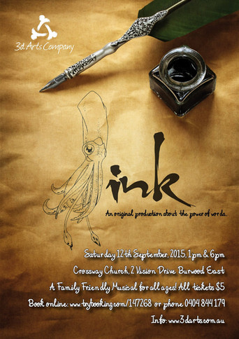 INK! 2015 Spring Production