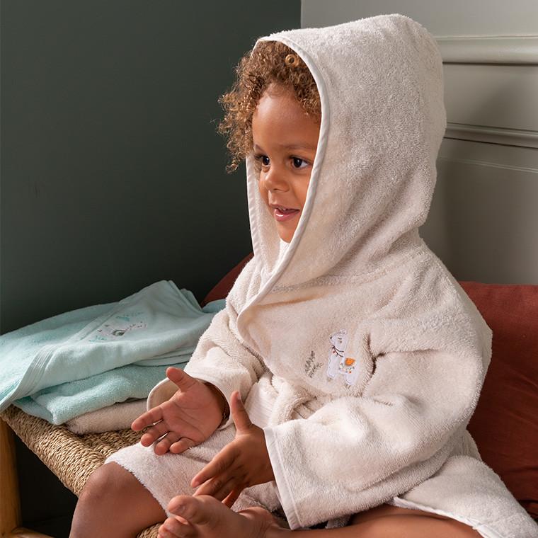 Inca peignoir enfant