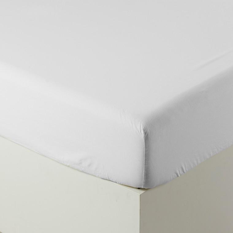 Souffle parure de lit Blanc