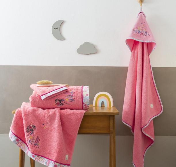 Poésie parure de bain enfant