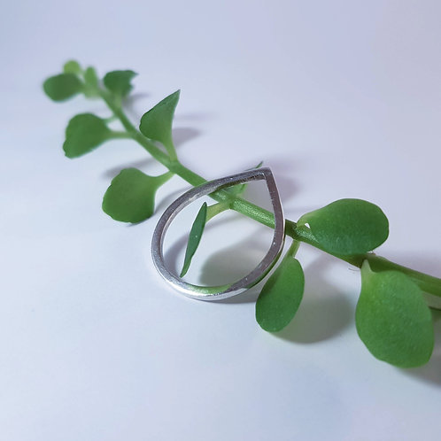 Boxy Thorn Ring
