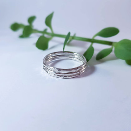 Skinny Stacker Ring