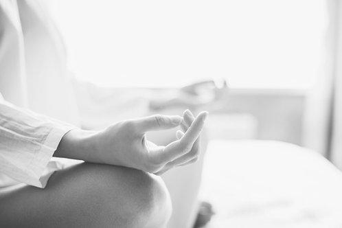 Yoga, TRE®, QiGong Flow, or Meditation Individual session