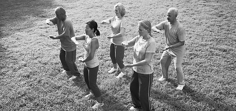 QiGong Flow - 2 Classes/wk 3wks session Outdoors